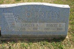 Robert E O'Brien