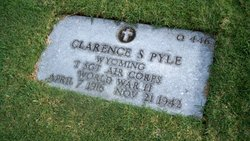 TSGT Clarence S Pyle