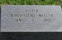 Birthalene Miller