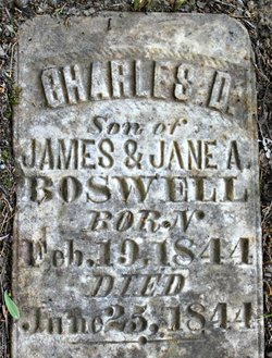 Charles D. Boswell