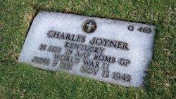 MSGT Charles Joyner