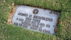 SSGT James O Brookens