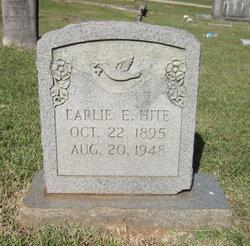 Earlie Edwards Hite