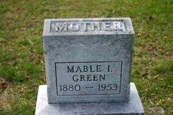 Mable L. <I>Stone</I> Green
