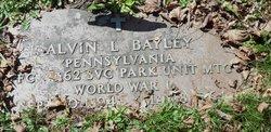 Alvin Bayley