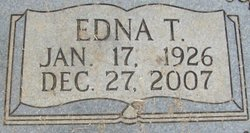 Edna <I>Totherow</I> Moore
