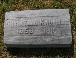 Christina Kaufman