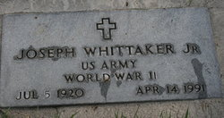 Joseph Whittaker, Jr