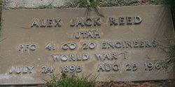 Alex Jack Reed