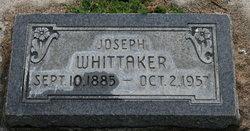 Joseph Whittaker