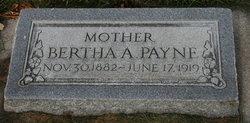 Bertha Alice <I>Barnett</I> Payne