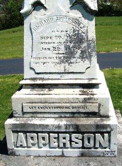 Judge Richard Apperson