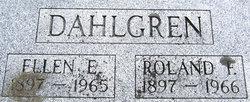 Ellen E. <I>Bystrom</I> Dahlgren