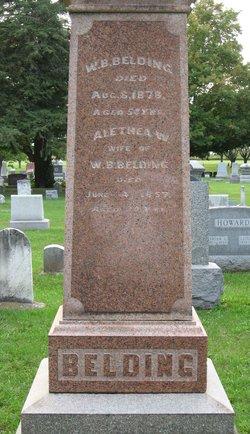 Alethea W. <I>Cottrell</I> Belding