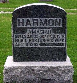 "Susan ""Susie"" <I>Horton</I> Harmon"