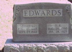 Thomas A Edwards