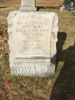 Edna I. <I>Edwards</I> Ackley