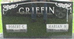 Marian <I>Wilson</I> Benson Griffin