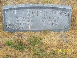 Elizabeth Estelle <I>Harrington</I> Smith