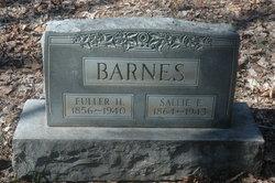 """Sarah E. """"Sallie"""" <I>Denny</I> Barnes"""