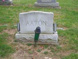 Mary J <I>Rossworm</I> Aaron