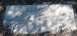 Eliza Adelia <I>Pillsbury</I> Barrett