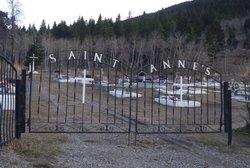 Saint Annes Roman Catholic Cemetery