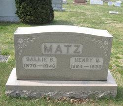 Henry B. Matz