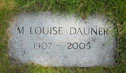 Margaret Louise Dauner