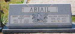 Rev William Harrison Ariail