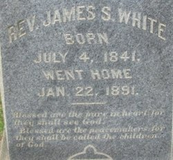Rev James Spratt White