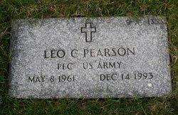 Leo C Pearson