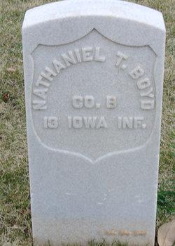 Pvt Nathaniel T. Boyd