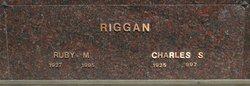Ruby Merle <I>Magers</I> Riggan