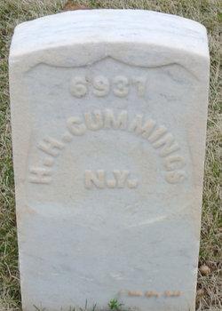 Hiram H Cummings