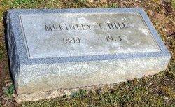 McKinley Tennyson Hill