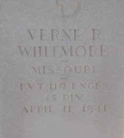 Verne Ray Whitmore