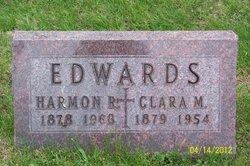Clara Margaret <I>Lochner</I> Edwards