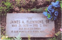 "James Andrew ""Zie"" Flemmons, Sr"