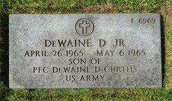 Dewaine D Curths, Jr