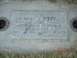 Robert Lucian Powell
