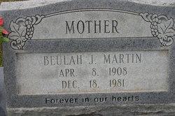 Beulah J. Martin