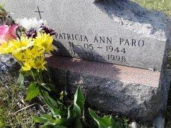 Patricia Ann <I>Paro</I> Lewis