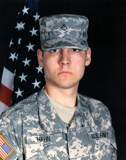"Sgt Jacob Adam ""Jake"" Hahn"