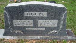Ila Mae <I>Burgess</I> Moore