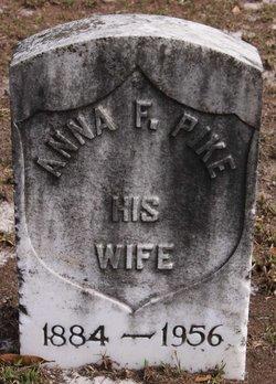 Anna F Pike