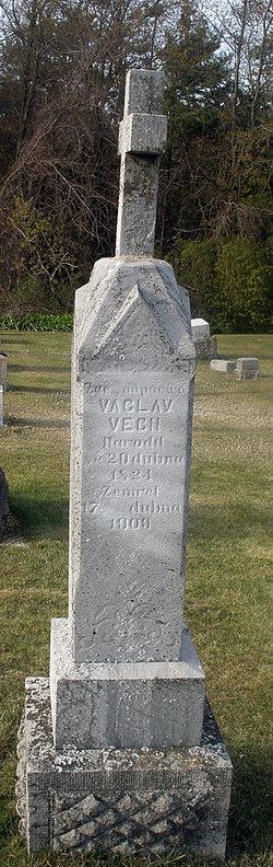"""Václav """"Wenzel Weck"""" Vech"""