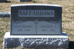 Mary <I>Brooks</I> Saffarrans