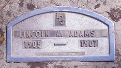 Lincoln Abraham Adams
