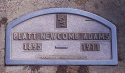 Platt Newcomb Adams